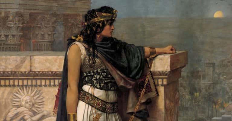 Queen Zenobia Facts
