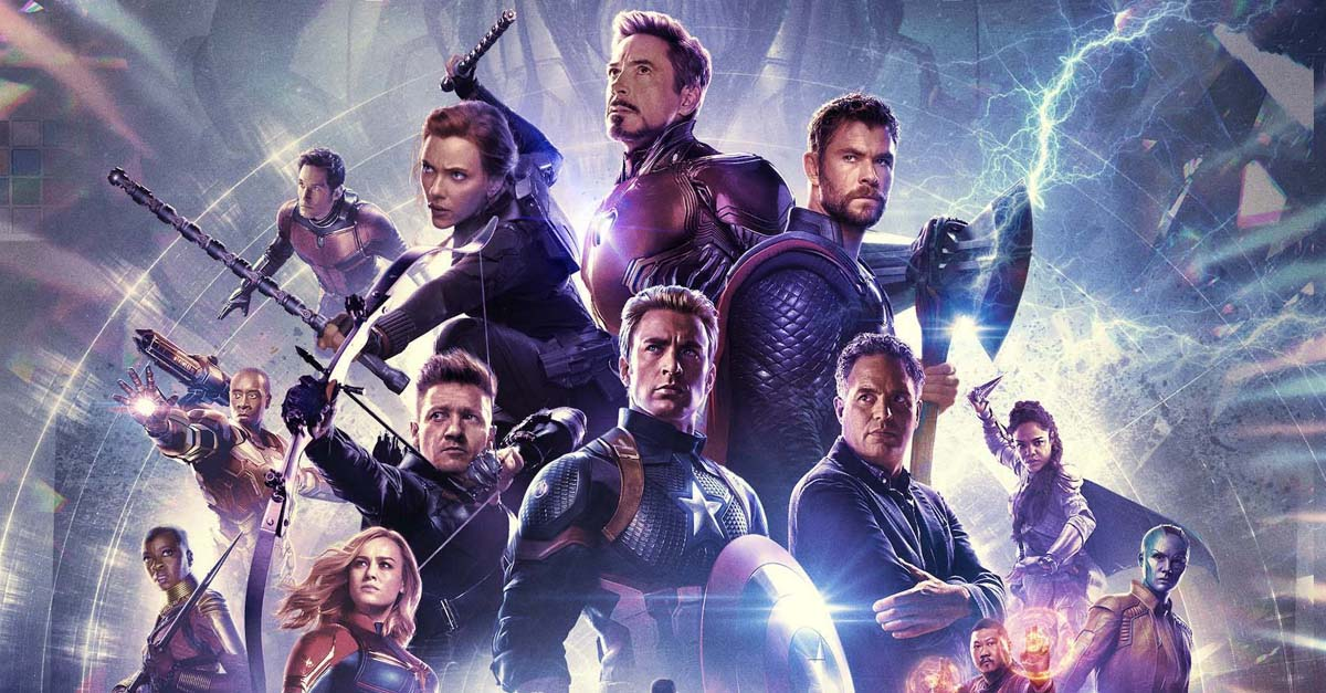 43 Colossal Facts About Avengers: Endgame