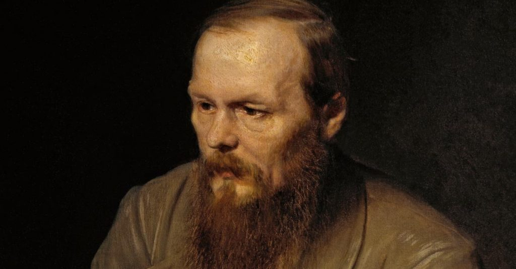 Literary Facts About Fyodor Dostoevsky, The Russian Master