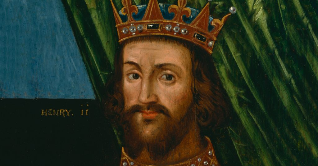 51 Murderous Facts About Henry II, The Betrayed King