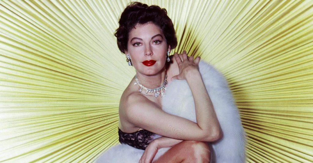 Glam Facts About Ava Gardner, Siren Of Hollywood's Golden Age