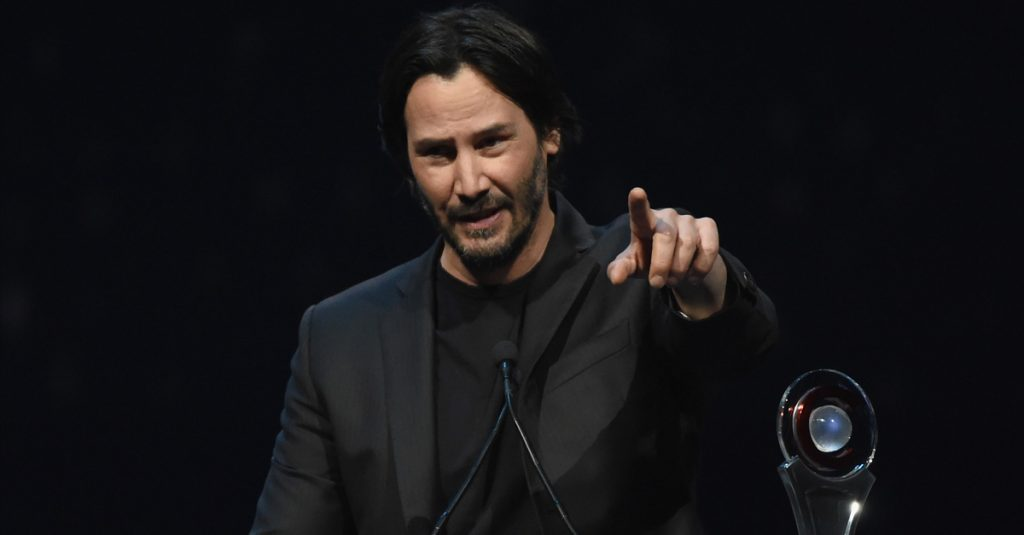 Righteous Facts About Keanu Reeves