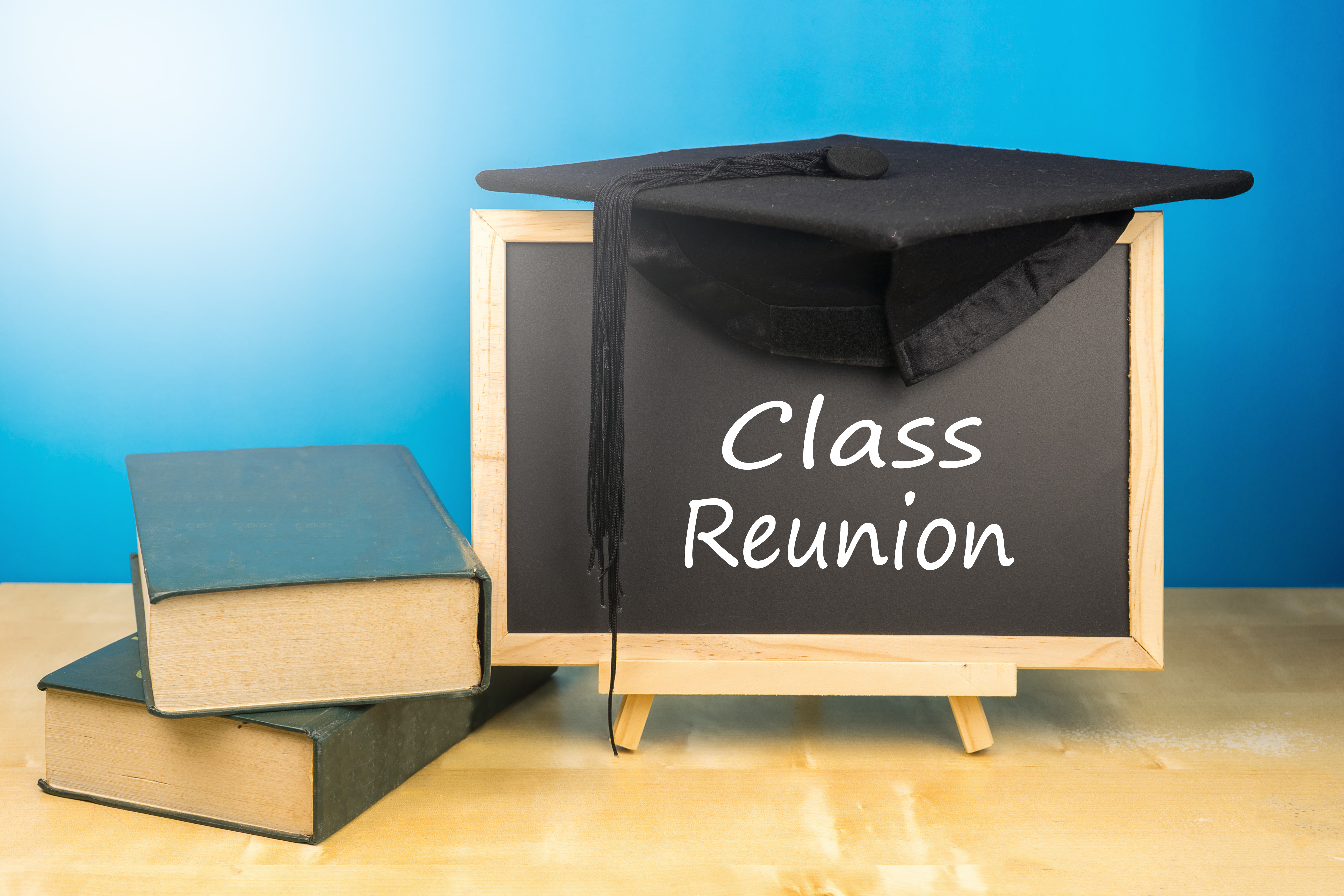 Dramatic Class Reunion Stories facts