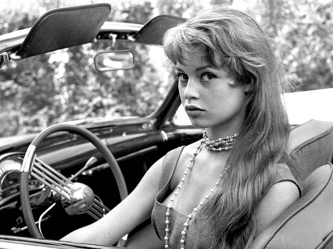 Brigitte Bardot facts