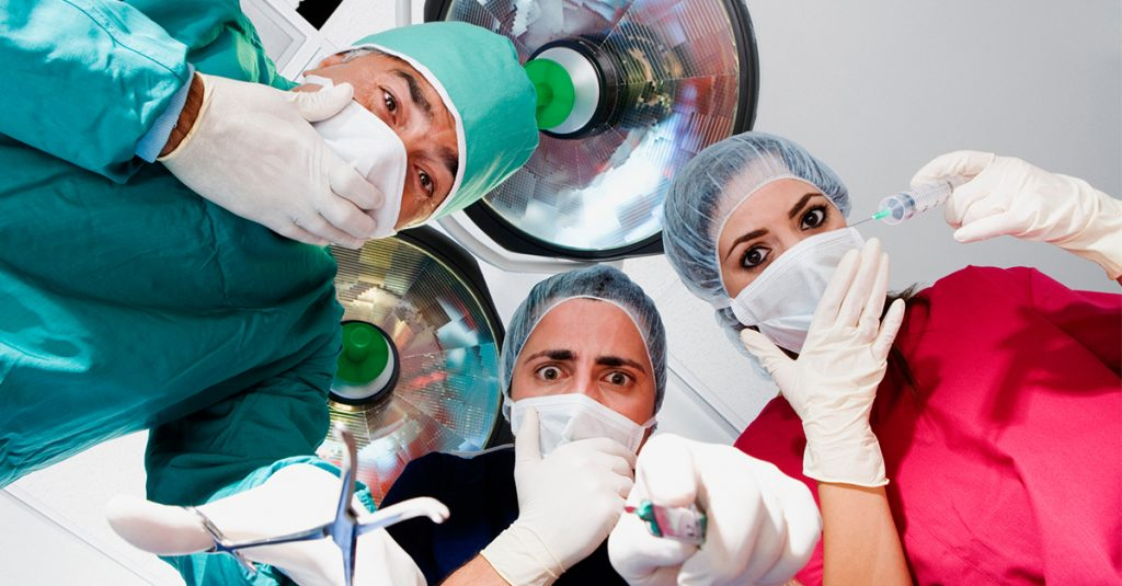 People Share The Most Bizarre Comments Anesthesia Patients Ever Made