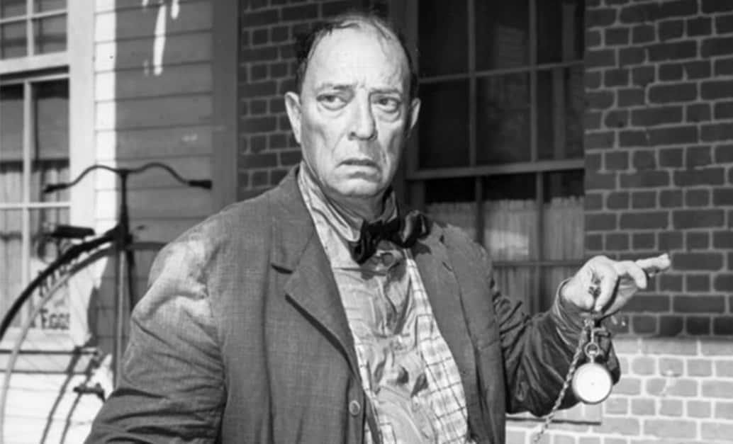 Buster Keaton Editorial