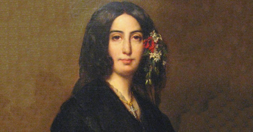 Brash Facts About George Sand, The Romantic Rebel