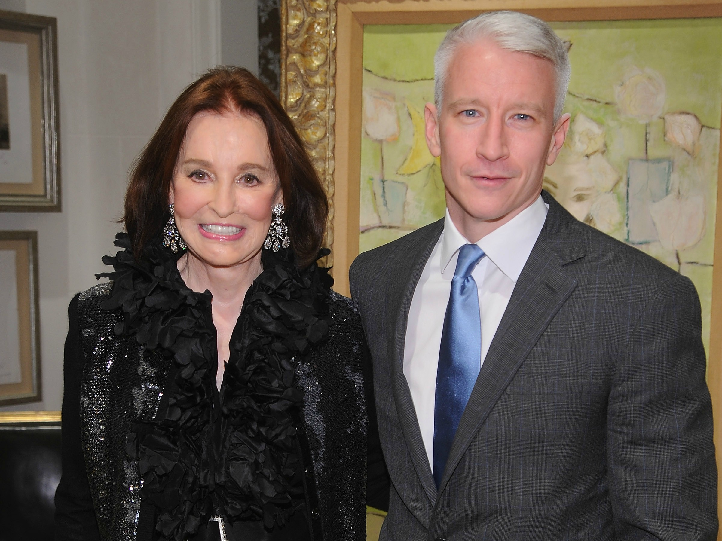 Gloria Vanderbilt Facts