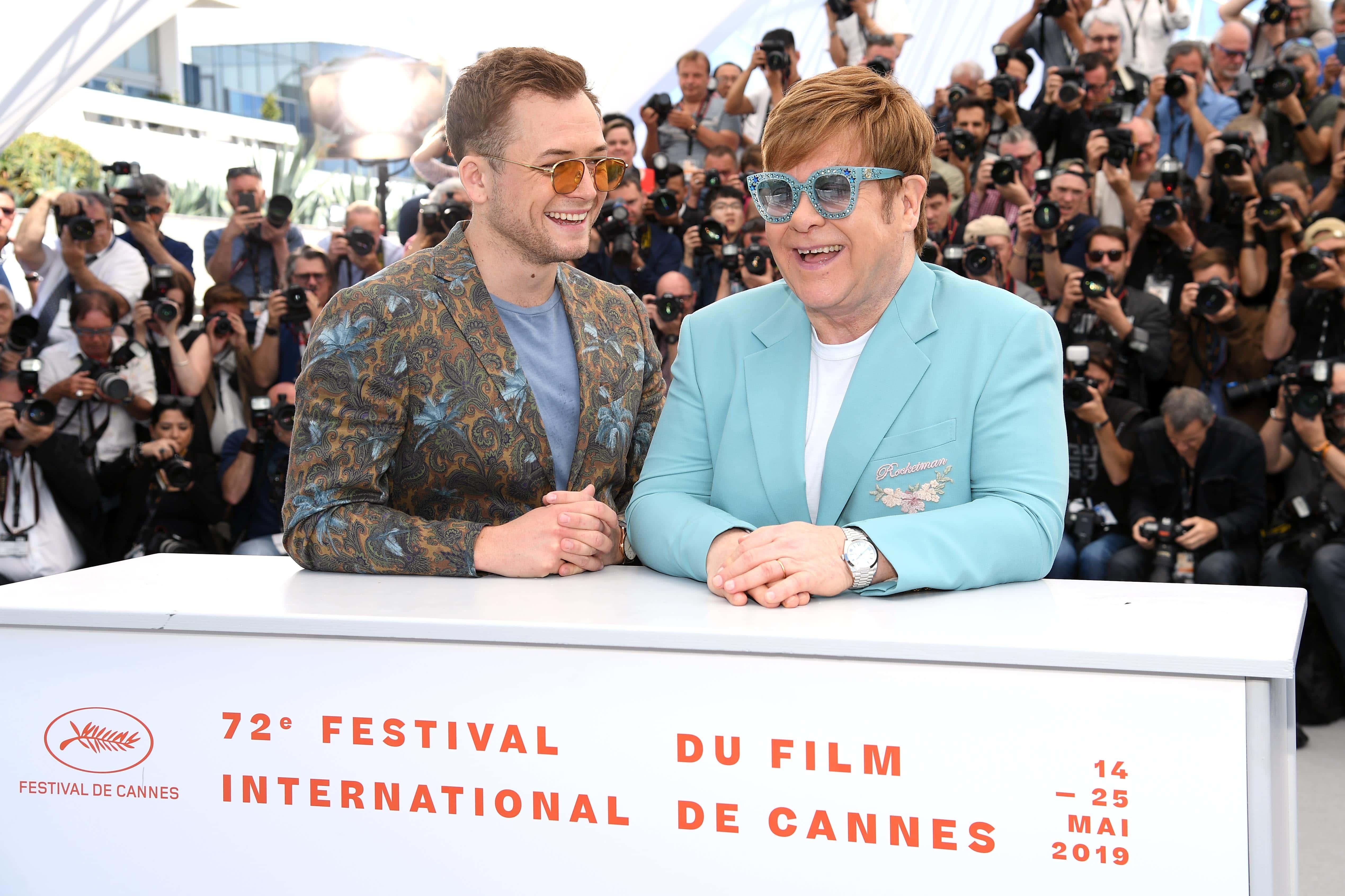 Elton John Facts