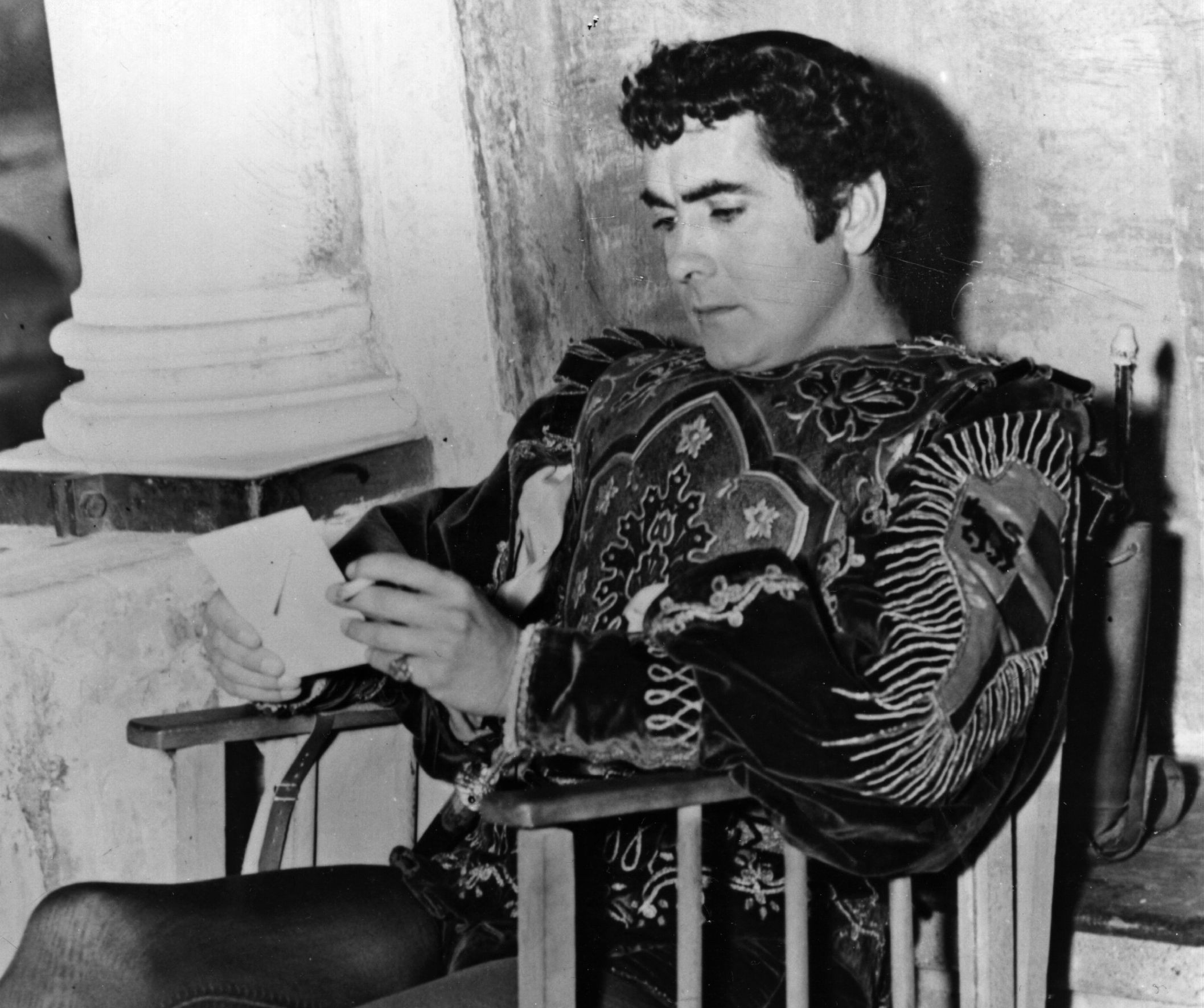 Tyrone Power Facts