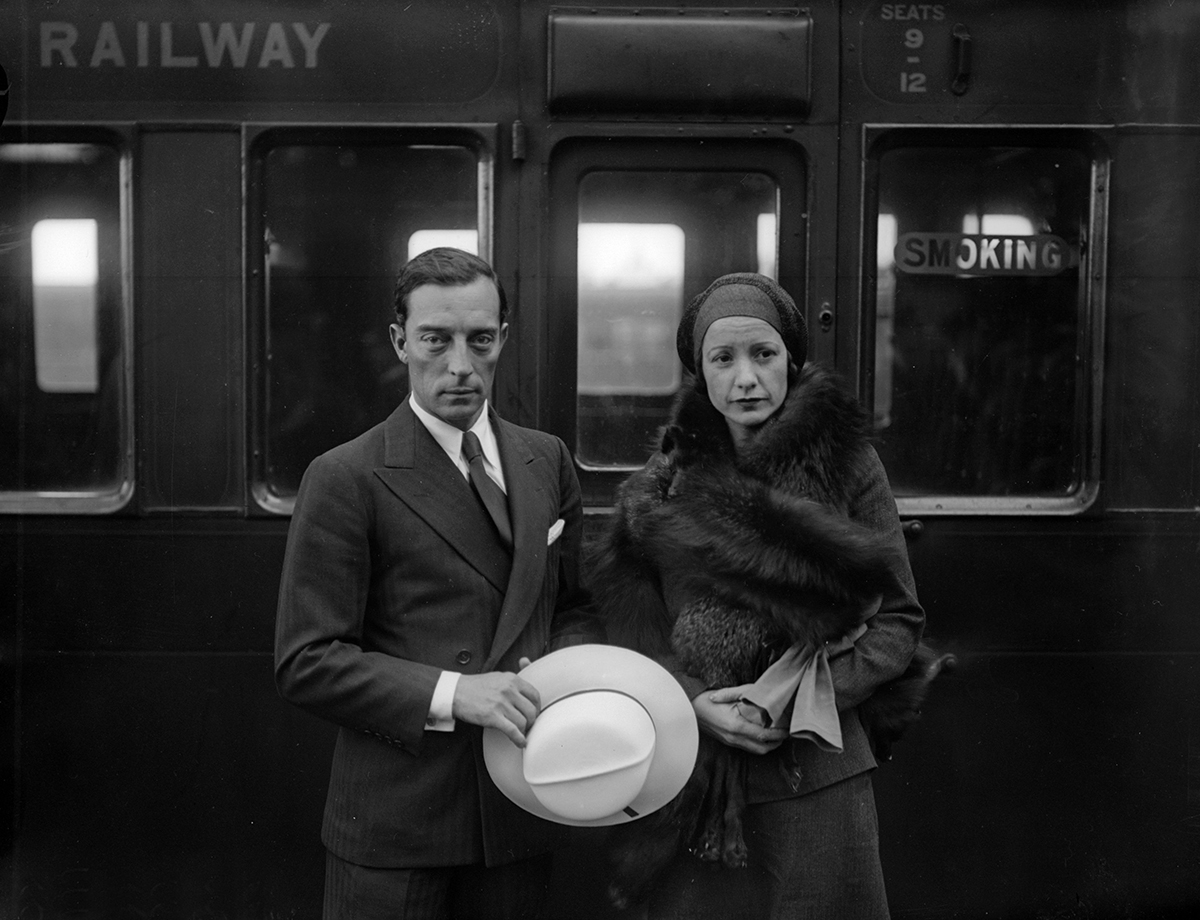 Buster Keaton Facts