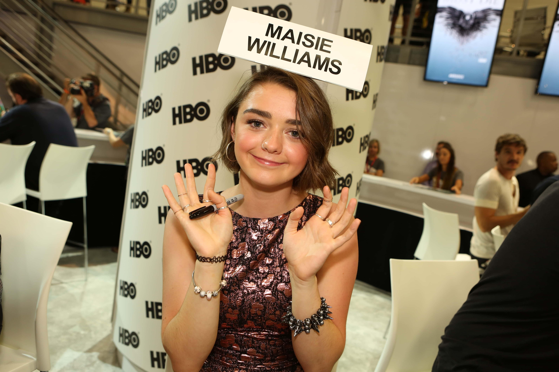 Maisie Williams Facts