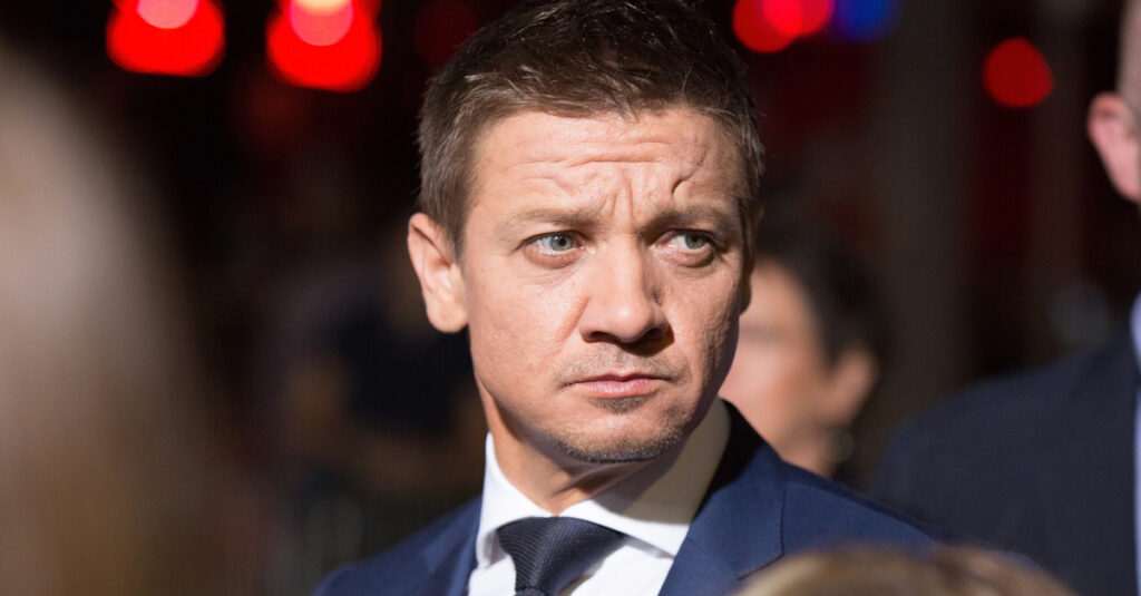 Caged Facts About Jeremy Renner, The Hollywood Hothead