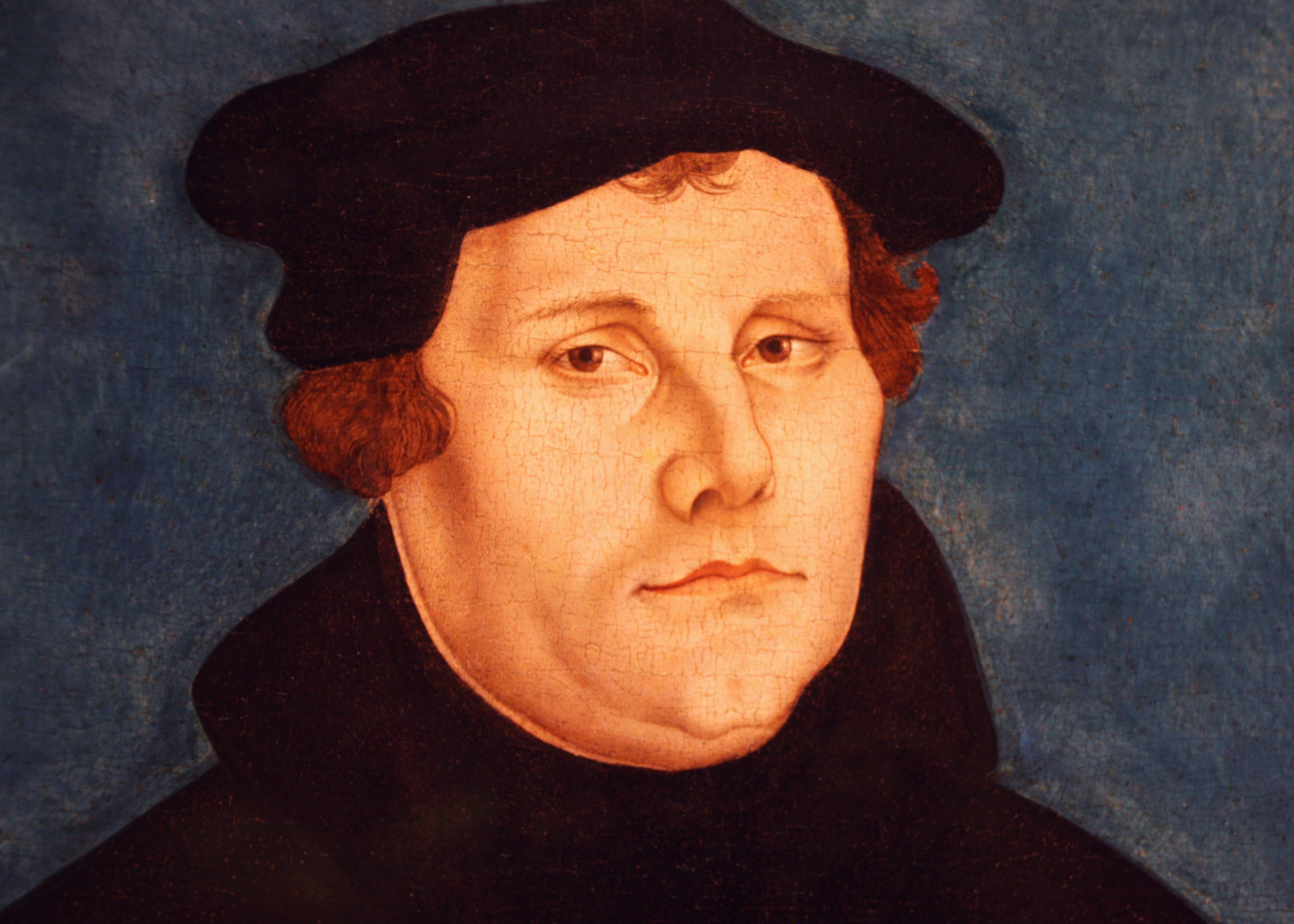 Martin Luther facts