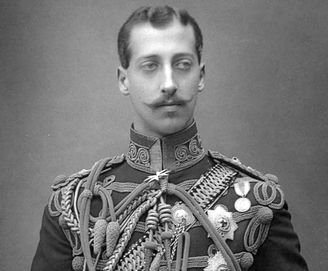 King George V facts