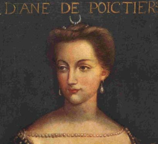Diane de Poitiers Facts