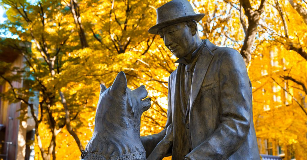 I Will Wait For You: The Story Of Hachiko