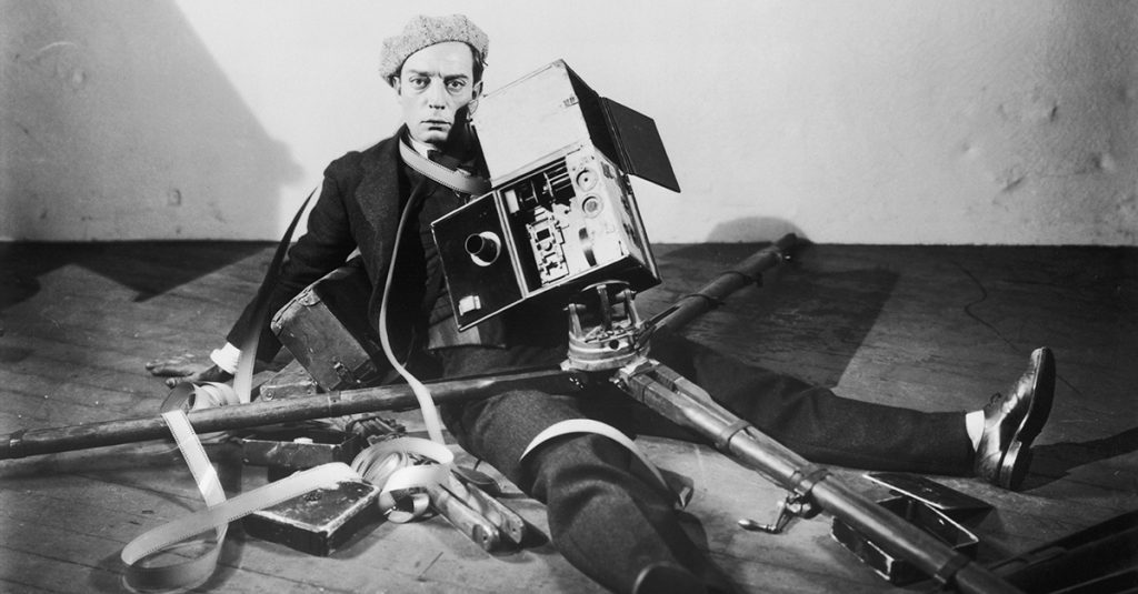 The Great Stone Face: The Life And Times Of Buster Keaton, Part 1