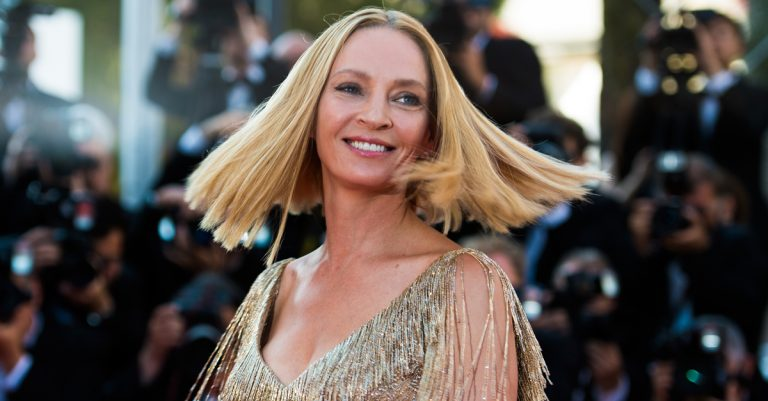 Uma Thurman Facts