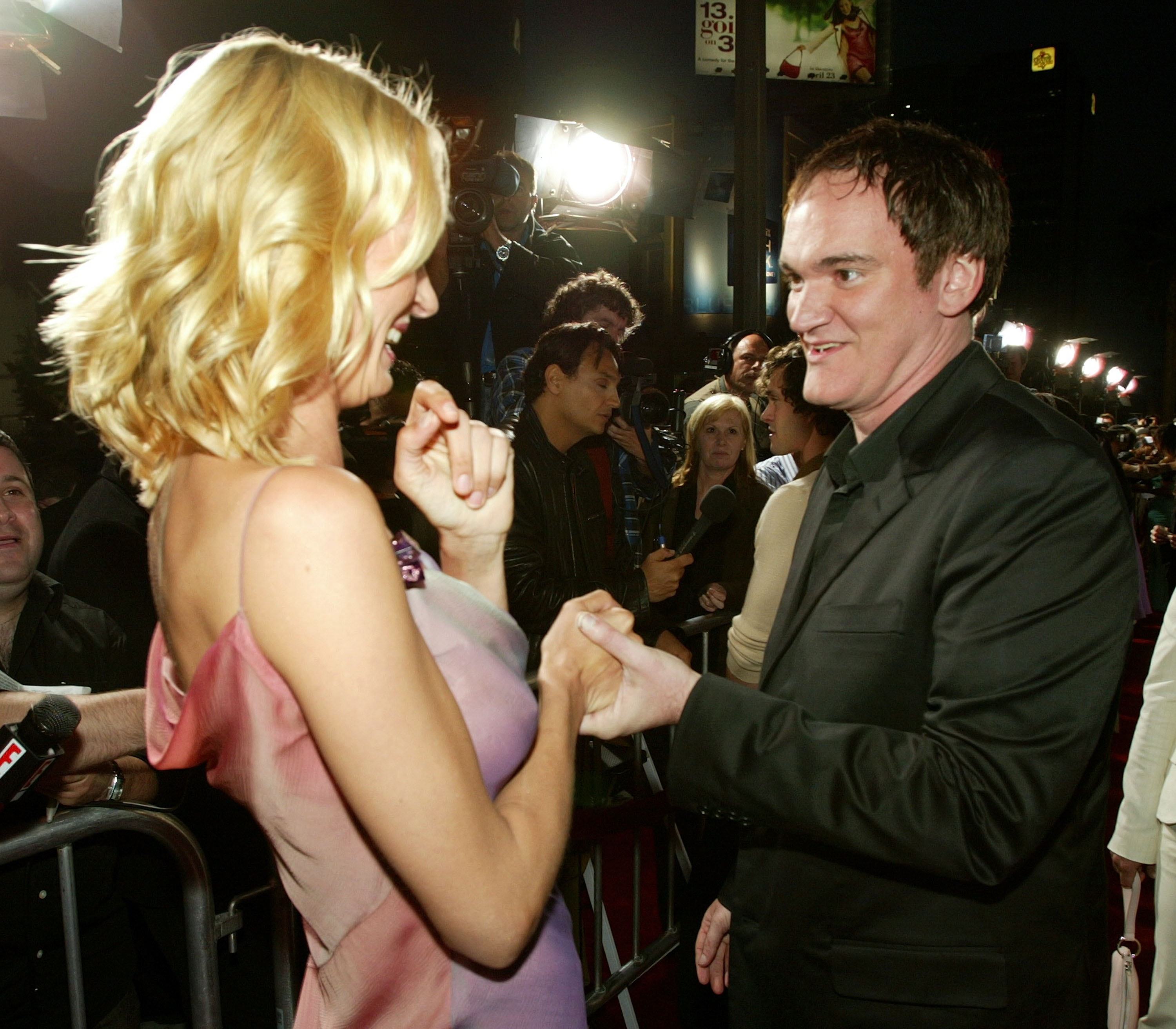 Quentin Tarantino facts