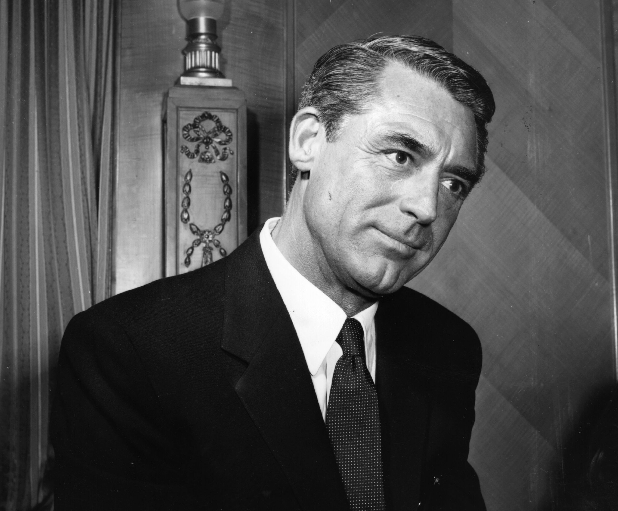 Cary Grant Facts