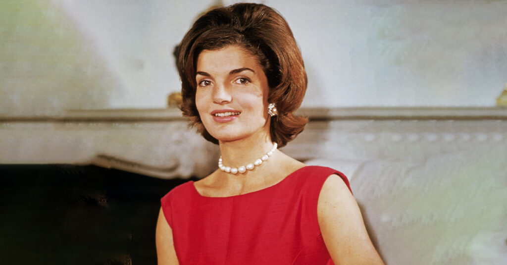 Chic Facts About Jackie Kennedy, The President's Widow