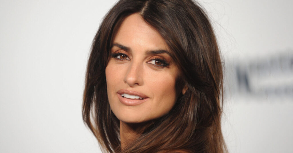 Glamorous Facts About Penelope Cruz, The Brunette Bombshell