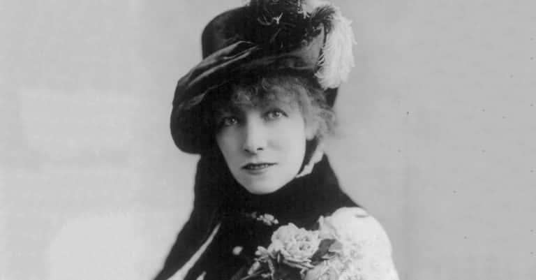 Sarah Bernhardt Facts