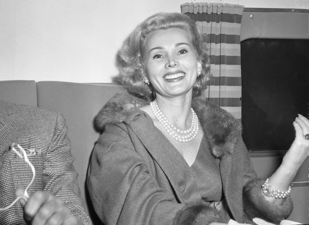 42 Scandalous Facts About Zsa Zsa Gabor, The Hollywood Diva
