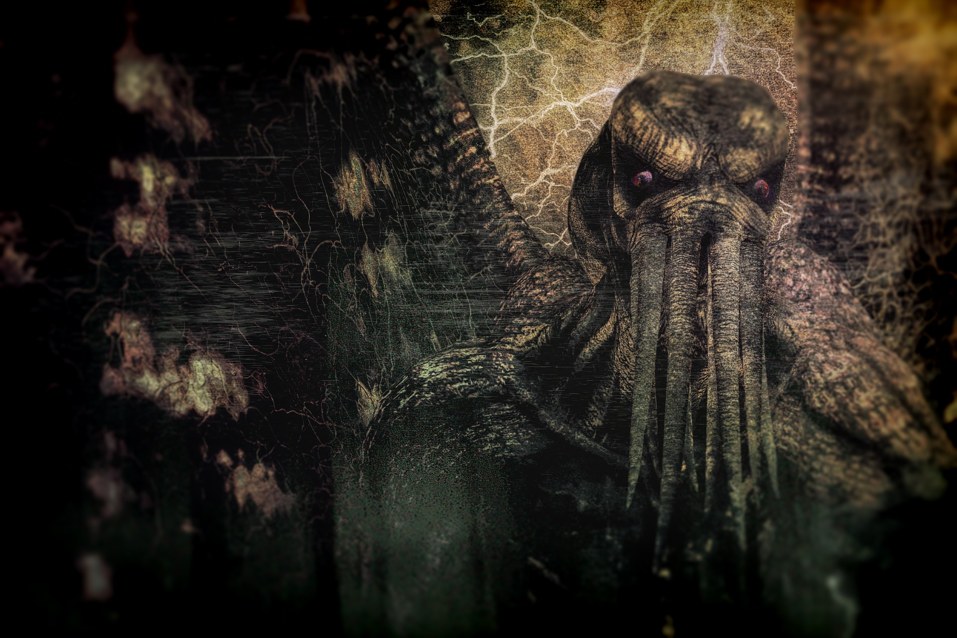H.P. Lovecraft facts