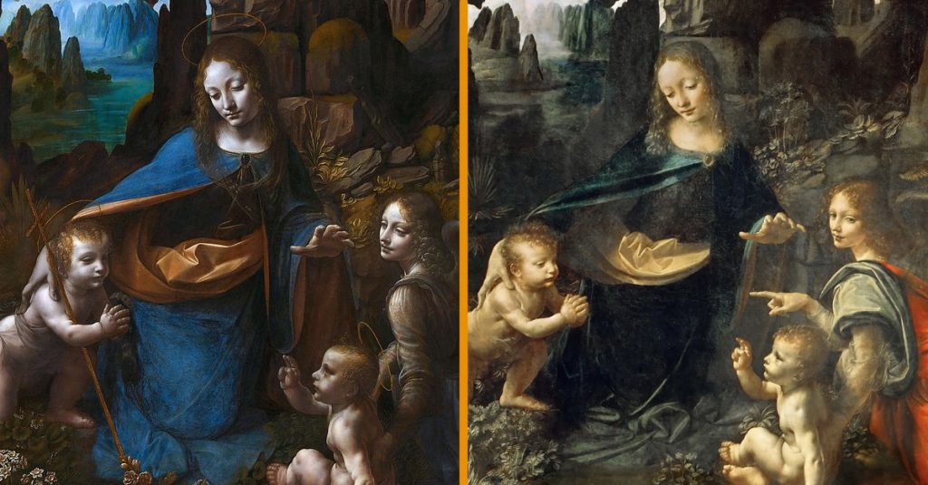 Dueling Da Vincis: The Secret History Of Leonardo's Identical Masterpieces