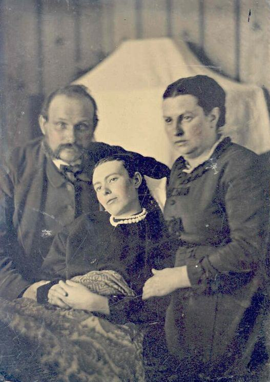 Victorian Death Photographs