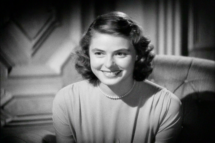 Ingrid Bergman Facts