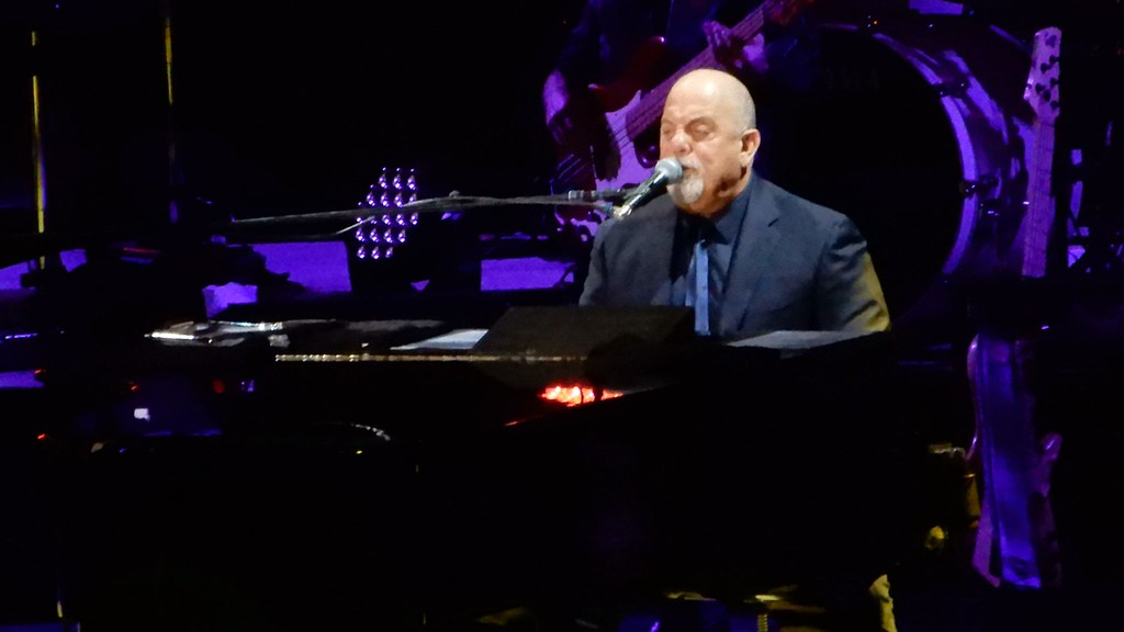 Billy Joel Facts