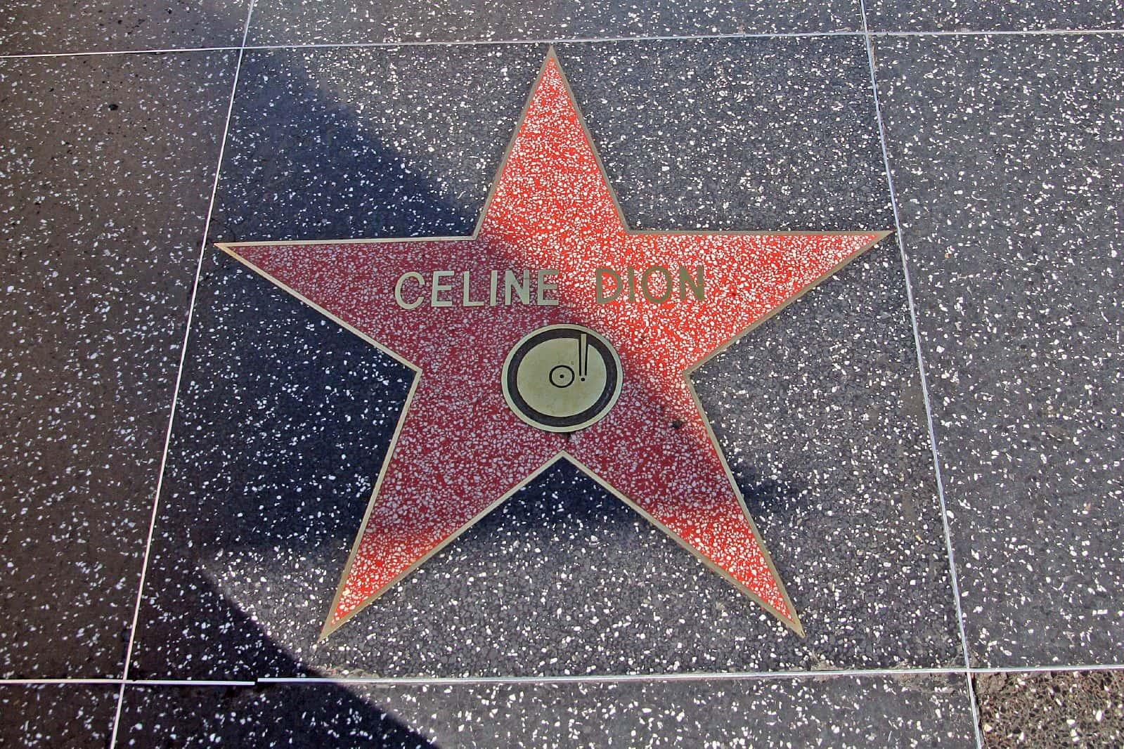 Céline Dion facts