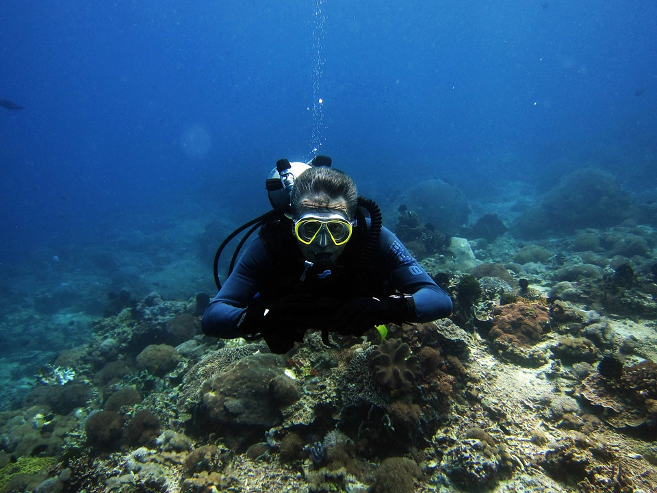 Underwater Diving Facts