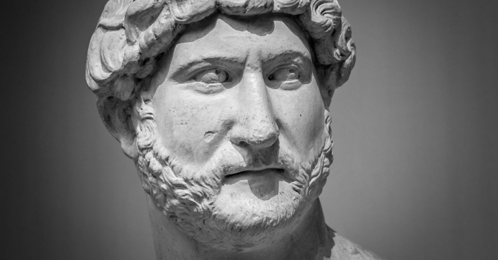 42 Formidable Facts About Emperor Hadrian, The Wallmaker