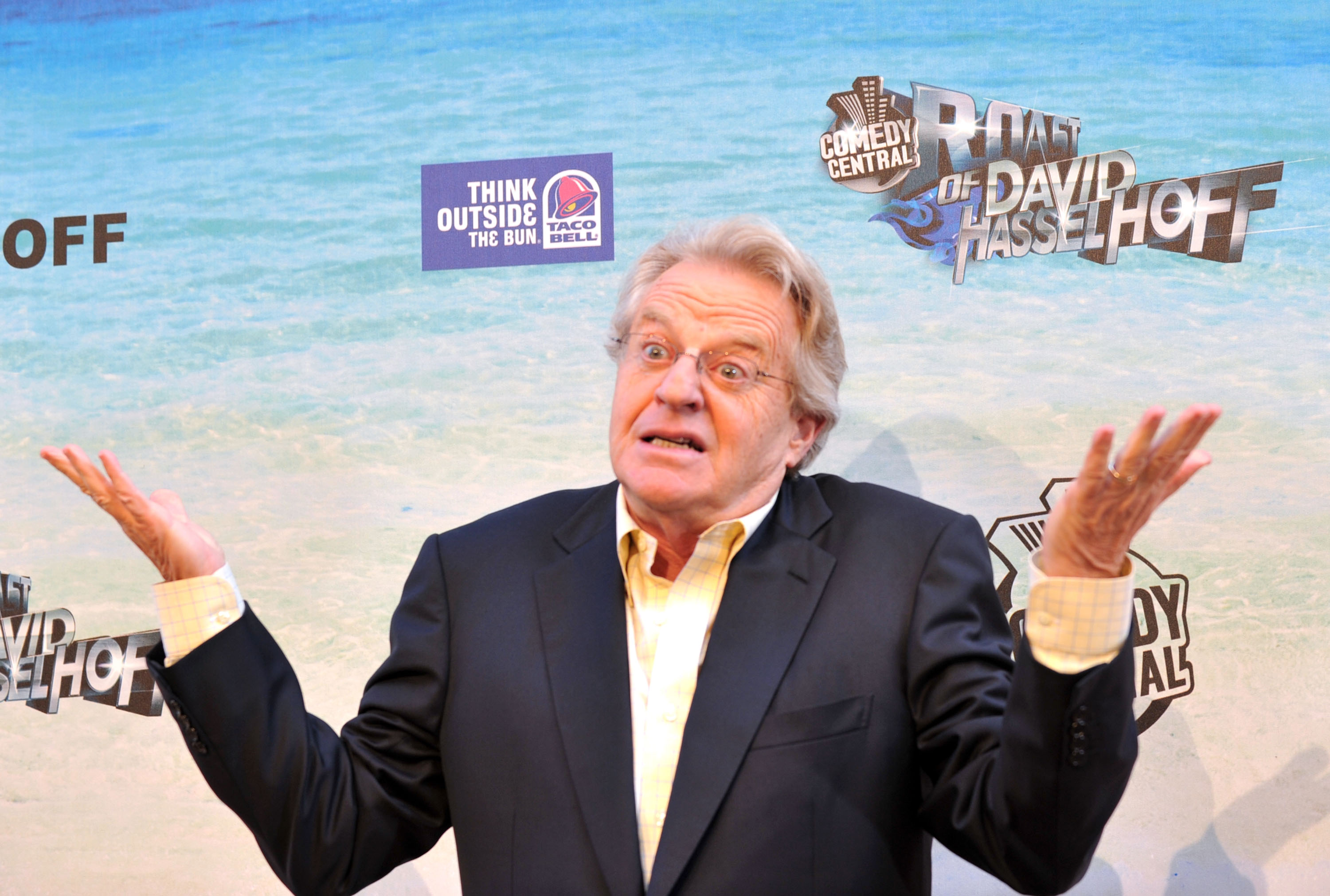 Jerry Springer Facts