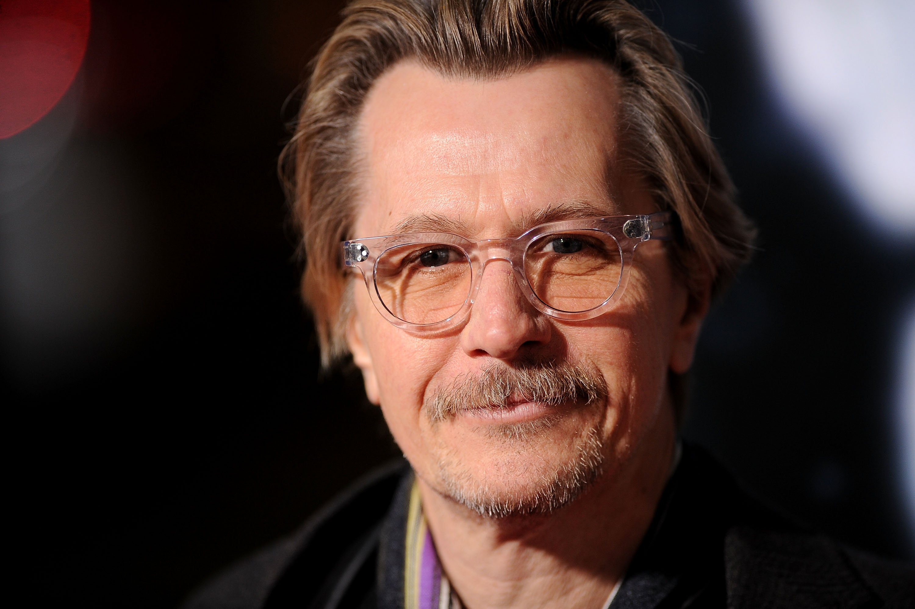 Gary Oldman Facts