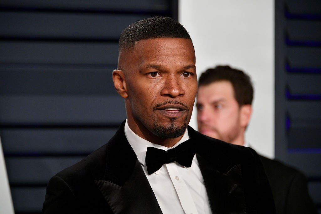 Jamie Foxx Facts