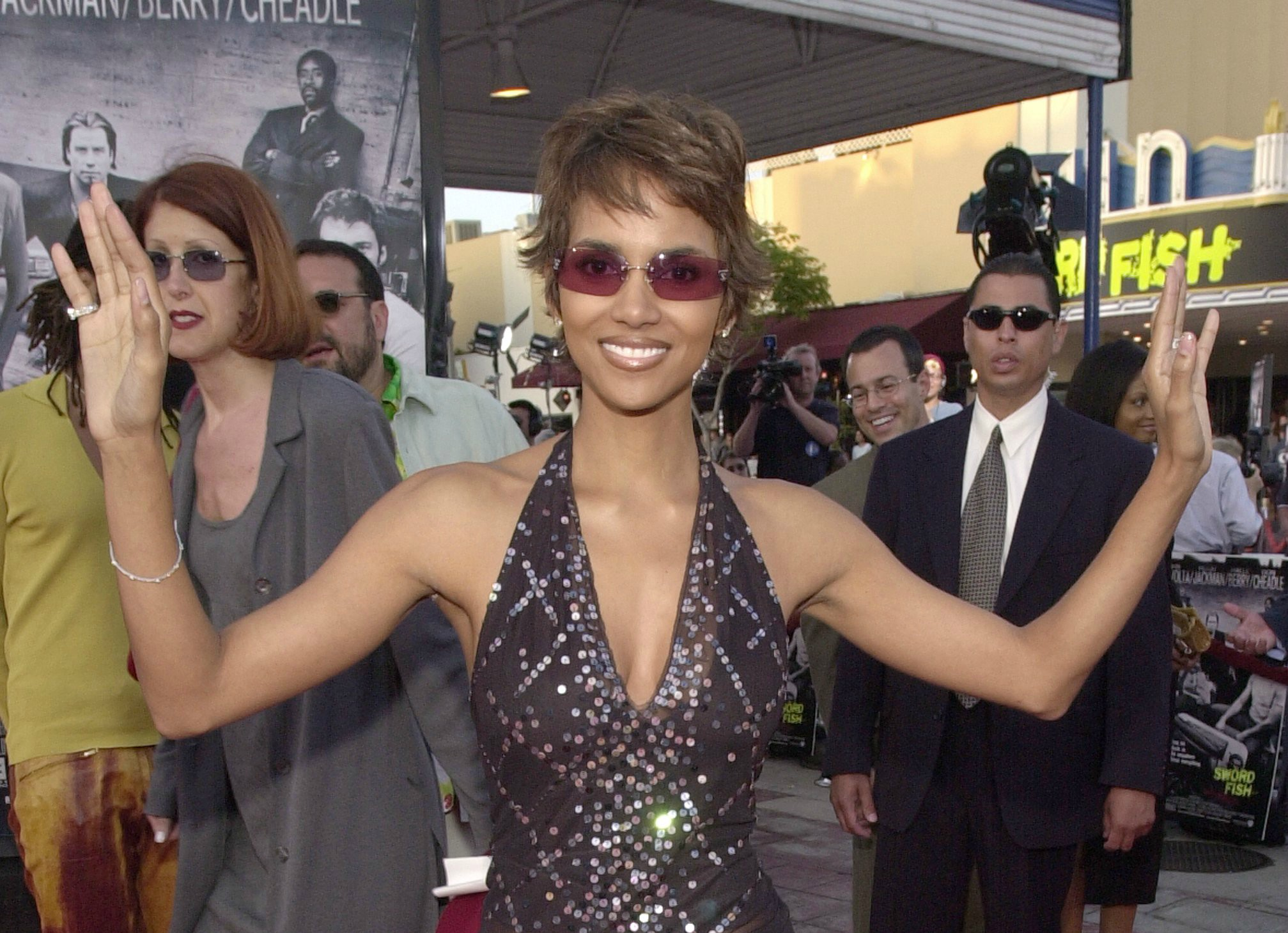 Halle Berry Facts