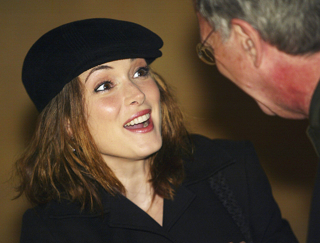 Winona Ryder Facts