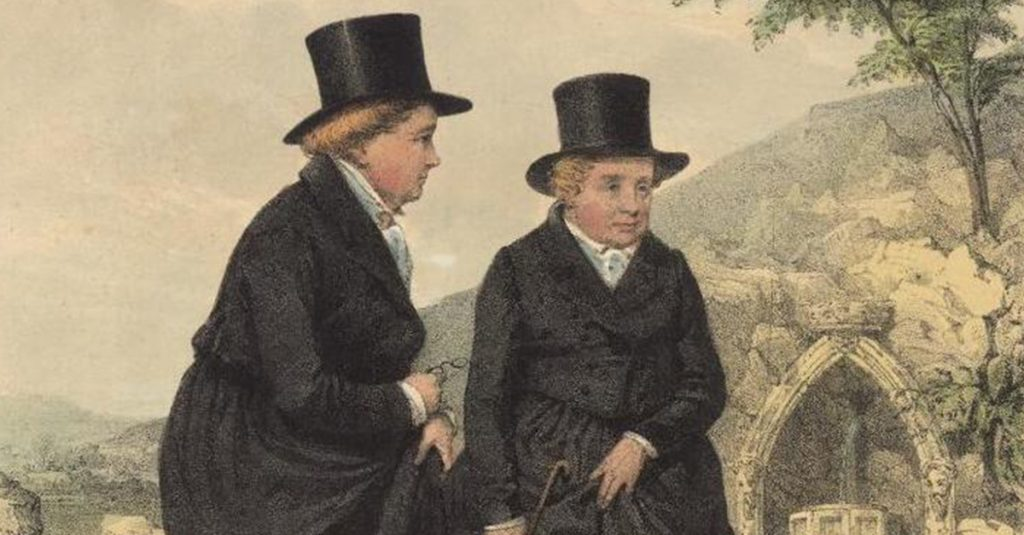 The Ladies Of Llangollen, The Regency's Most Scandalous Couple