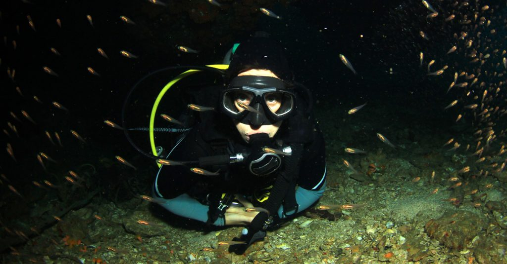 Stories That Show Underwater Diving Is Not For The Faint Of Heart