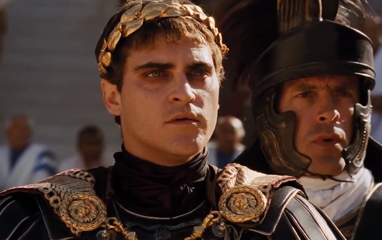 Emperor Commodus facts