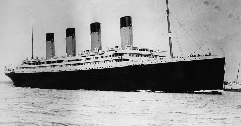 When Did The Titanic Sink? The True Story Behind That Harrowing Night