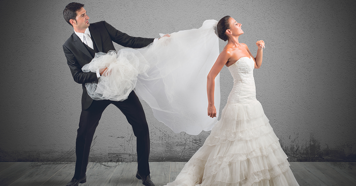 "Runaway Brides Confess Why (And How) They Left Their ""Beloved"" At The Altar"