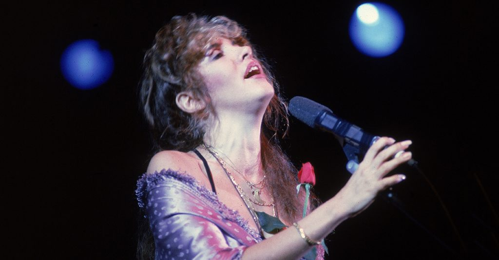 44 Free-Spirited Facts About Stevie Nicks, Bohemian Rock Queen