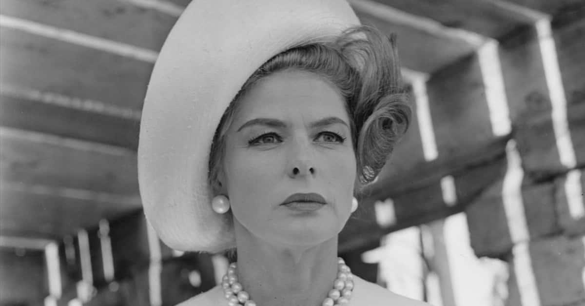 Ingrid Bergman Facts