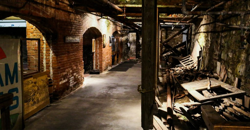 The Buried City: The Story Of Seattle's Underground